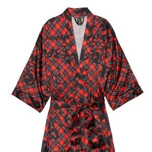 New W/Tgs Victoria Secret Dream Angel Rebel Kimono